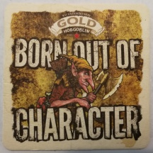 Born Out of Character
